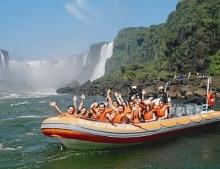 Iguazu Maravilla del Mundo por Fiestas Patrias 2017
