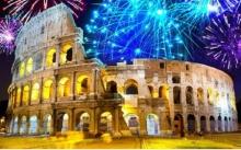 Fiesta de Año Nuevo 2020 en Europa via Air Europa