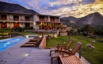 Hotel Gocta Andes Lodge en Chachapoyas