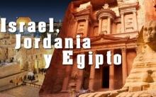 EGIPTO, JORDANIA E ISRAEL CON SALIDA DESDE LIMA