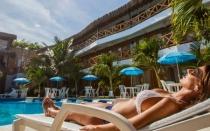 Punta Sal con Hotel Las Palmeras de Punta Sal
