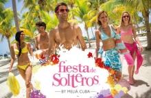 FIESTA DE SOLTEROS BY MELIá CUBA EN SEPTIEMBRE