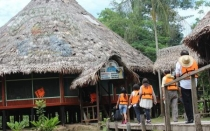 Fiestas Patrias 2020 en Iquitos Selva con Cumaceba