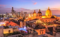 Viaje a Cartagena de Indias Año Nuevo 2020