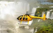 Cataratas de Iguazu Sobrevuelo en Helicóptero 5 Dias
