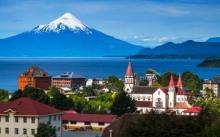 Santiago de Chile - Puerto Varas, Tierra de Lagos Andinos
