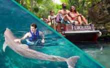 FULL DAY A PARQUE XCARET PLUS DESDE CANCUN