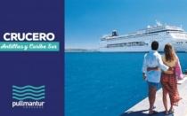 Salida Confirmada en Crucero por Antillas y Caribe Sur