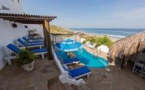 Playas del Norte Punta Sal con Hotel Smiling