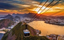 RIO DE JANEIRO, BRASIL 4 DIAS 3 NOCHES DESDE LIMA