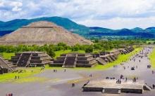 CONOZCA LAS PIRáMIDES DE TEOTIHUACáN MéXICO