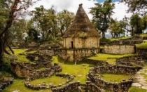 Chachapoyas Fortaleza de Kuelap 5 Dias desde Tarapoto