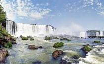 Iguazu Cataratas Brasileras con Vuelos desde Arequipa