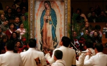 Serenata a la Virgen de Guadalupe con Aeromexico