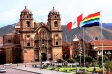 FIESTAS PATRIAS 2019 EN CIUDAD DEL CUSCO CON LATAM