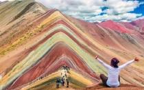 Cusco con Machu Picchu Montaña 7 Colores