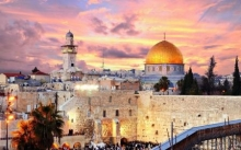 PAQUETES TURISTICOS TIERRA SANTA CON CIRCUITO POR JERUSALEM 8 DIAS 7 NOCHES