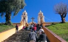 PUEBLA Y CHOLULA FULL DAY DESDE MEXICO